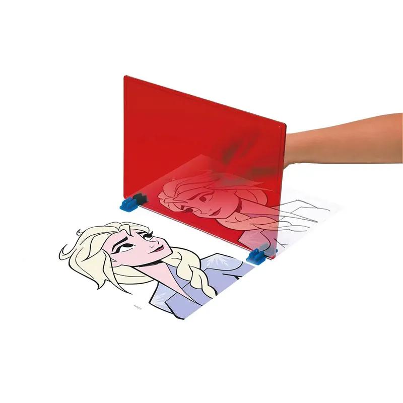 Kit De Desenho E Pintura Espelho Magico Frozen 2 Frozen
