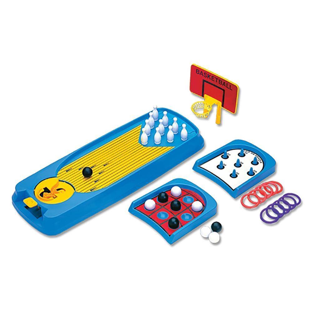Kit de jogos 4 em 1 Game - Braskit