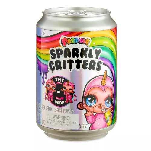 Kit Poopsie Slime Cutie Tooties + Sparkly Critters - Candide