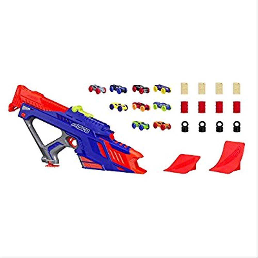 Lançador de Carro Nerf Nitro Motofury Rapid - Hasbro