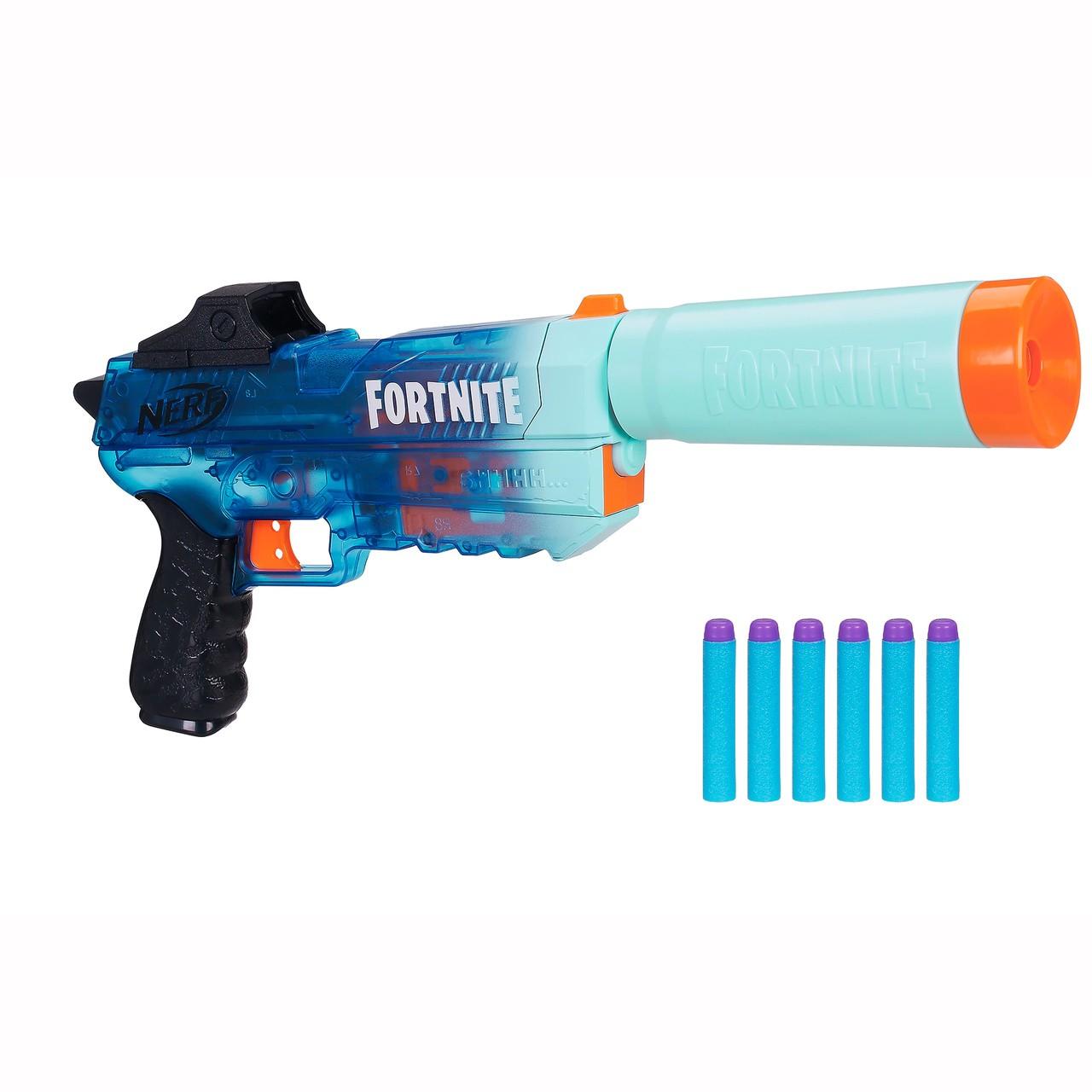 Lançador Nerf Fortnite SP-Rippley Extensor - Hasbro F1036