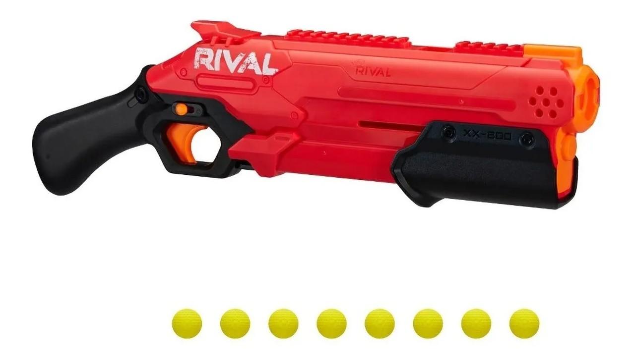 Lançador Nerf Rival Takedown Xx-800 Original - Hasbro E8446