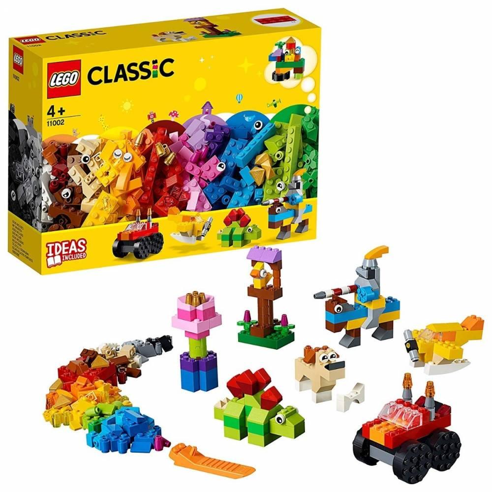 LEGO Classic - Conjunto de Peças Básicas - 300 Peças  -11002