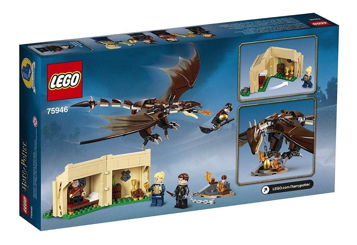 LEGO Harry Potter Torneio Tribruxo 265 Peças 75946