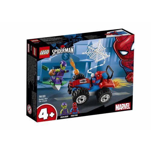 LEGO Marvel Super Heroes - Homem-Aranha e Duende Verde