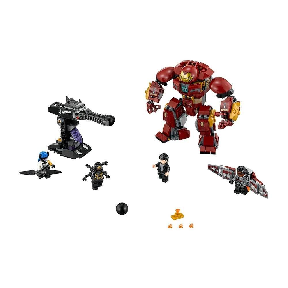 LEGO Marvel Super Heroes - O Ataque Destruidor de Hulkbuster
