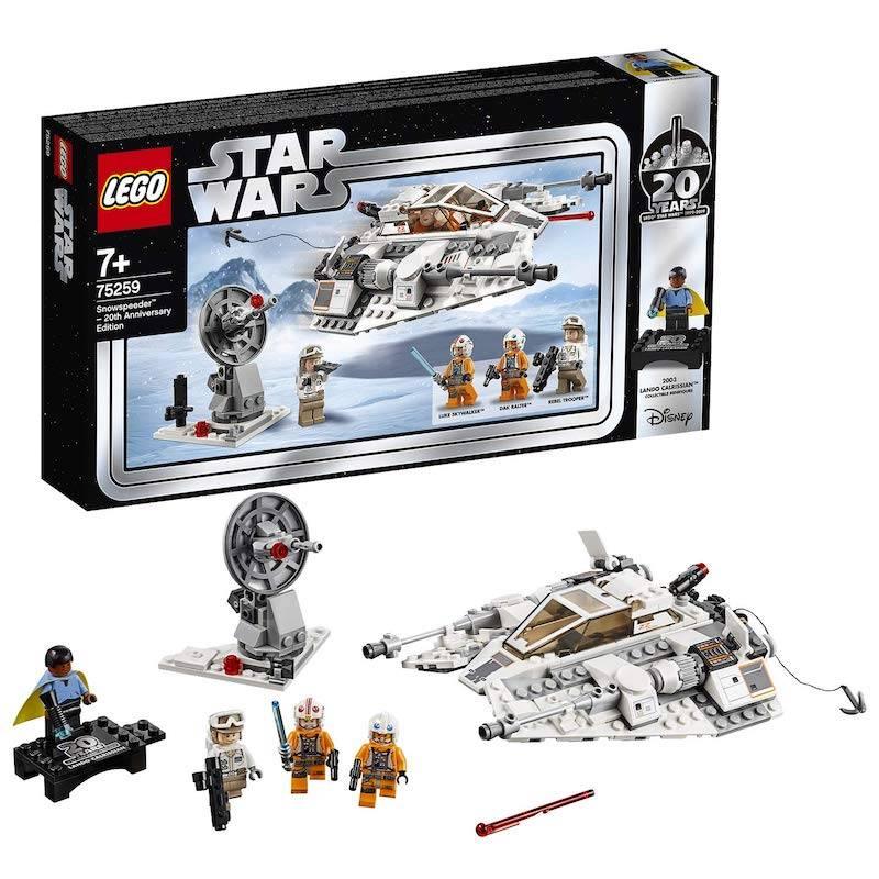 LEGO Star Wars Edição de Aniversario: Snowspeeder - 309 Peçs