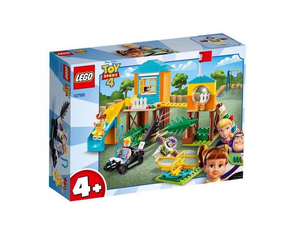 LEGO Toy Story - Aventura no Recreio do Buzz e Betty 139 Pçs