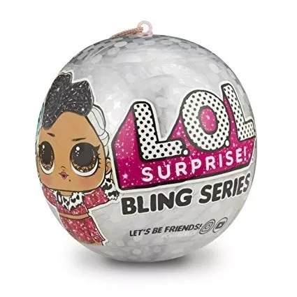 Lol Boneca Bling  Surprise   - 8919