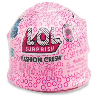 LOL Surprise Fashion Crush 3 Acessórios Lol Original - Candide