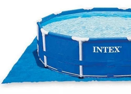 Lona de Proteção de Fundo da Piscina - Intex