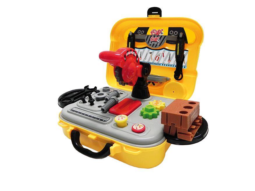 Maleta de Ferramentas Playset Brinquedo - Xalingo