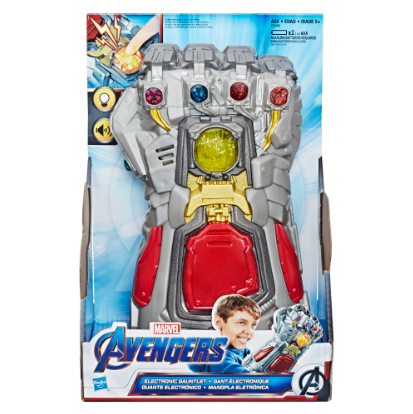 Manopla De Ferro Vingadores Ultimato - Hasbro