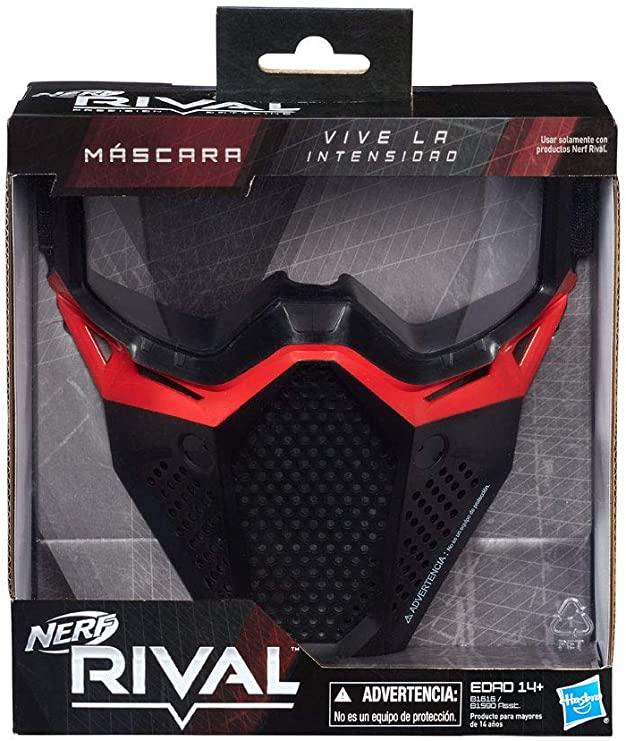 Máscara De Proteção Nerf Rival Facial - Hasbro B1590