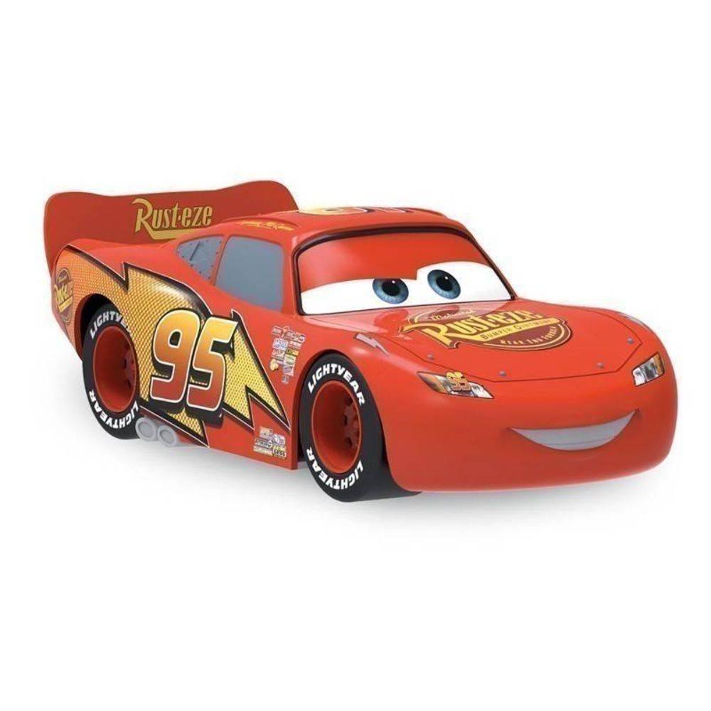 Mcqueen Roda Livre Carros Disney - Toyng 29501