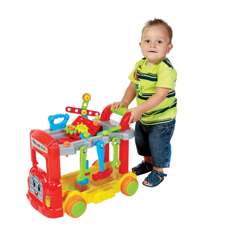 Brinquedo Educativo Mechanic Truck Maral - 2022