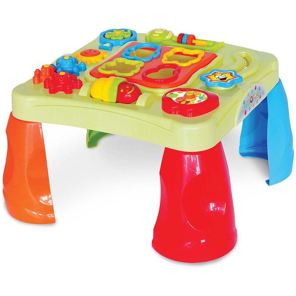 Mesa Infantil  De Atividades Didática Criativa - Maral 4002