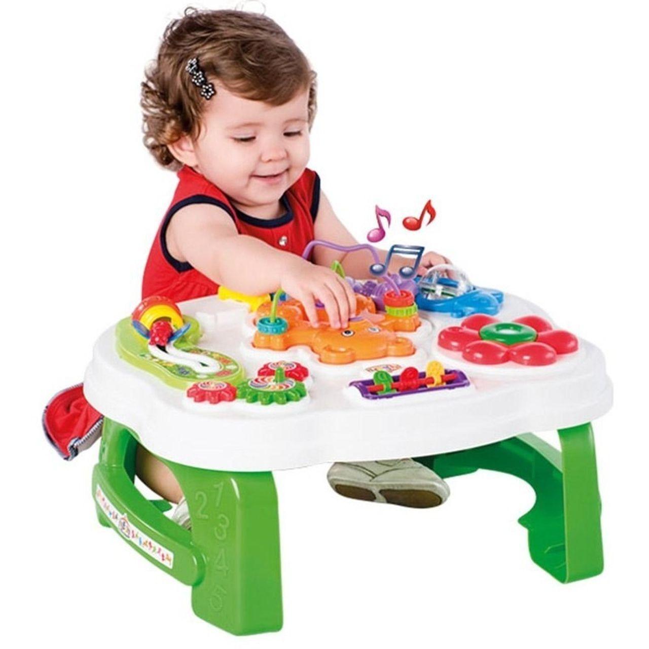 Mesinha de Atividades Infantil Smart Table - Tateti 812