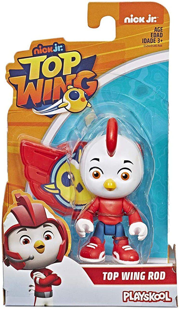 Mini Figuras Top Wing Playskool 8cm - Hasbro E5283