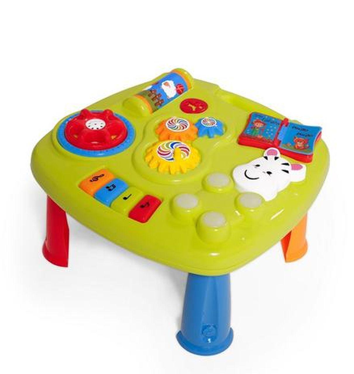 Music Table Mesinha Centro Educativo Som Atividade - Tateti