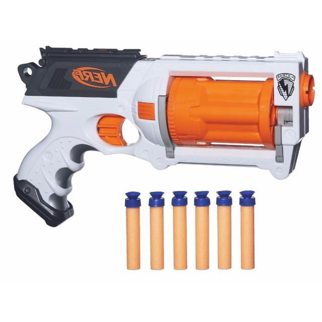 Nerf Maverick Blaster N-strike Maverick Rev-6 Hasbro