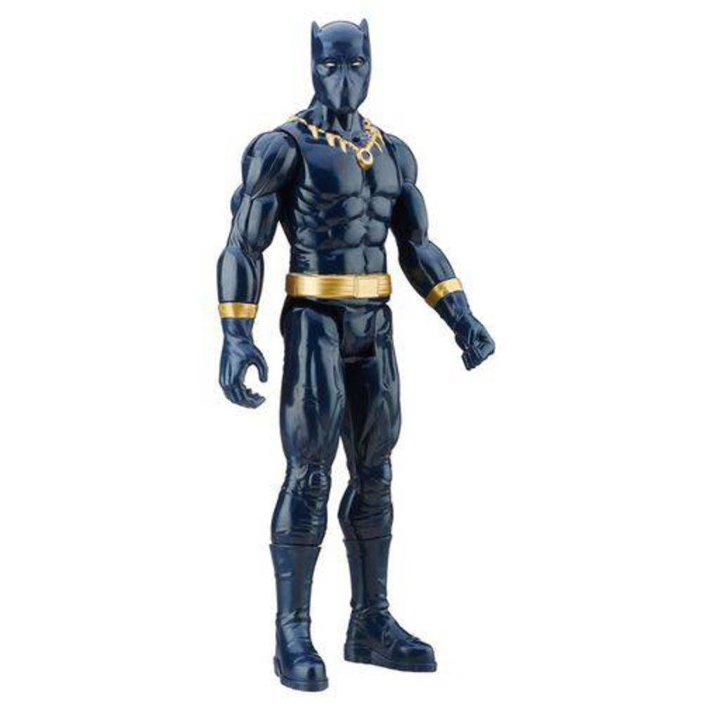 Novo Boneco Pantera Negra E0869 Vingadores Black Panther