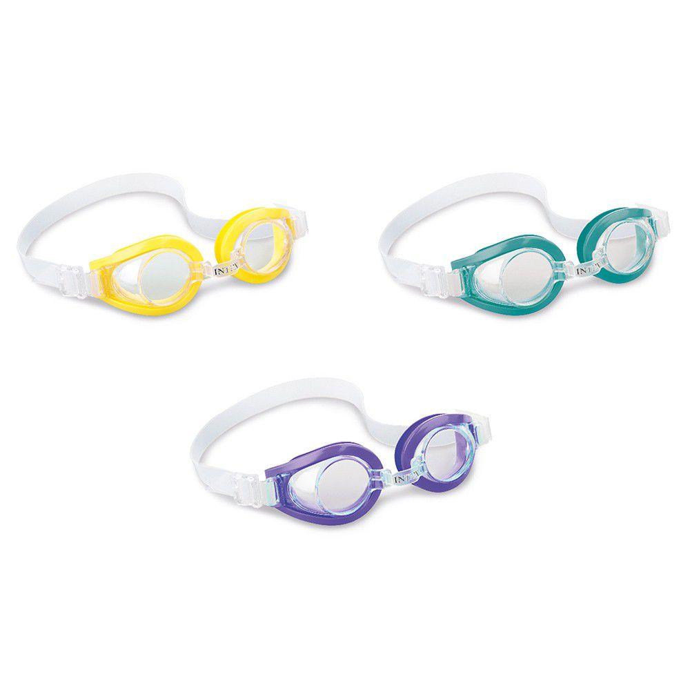 Oculos de Natação Infantil Play - Intex