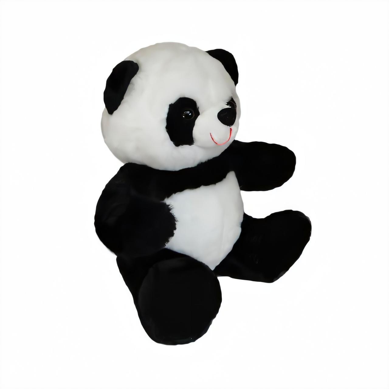 Panda de Pelúcia Tamanho M de 19cm - Mury Baby 1261