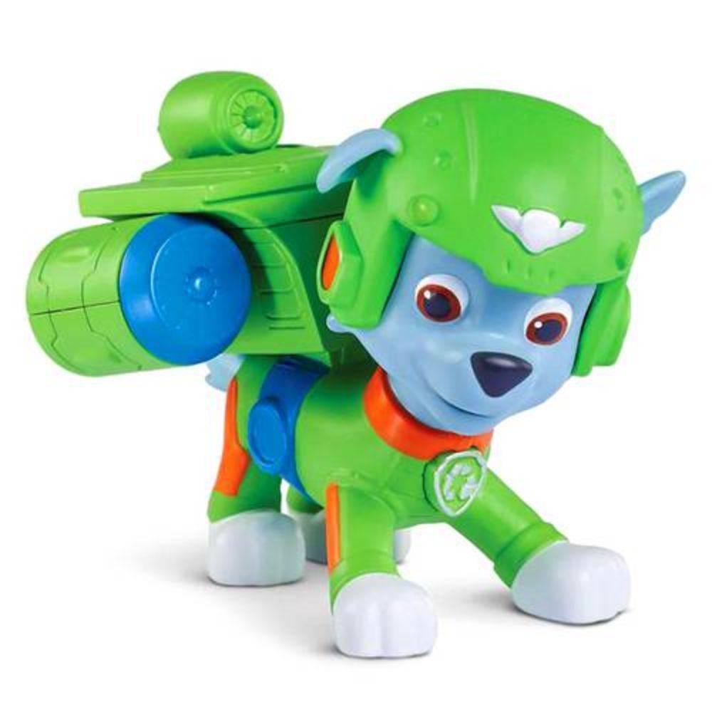 Patrulha Canina Figura De Resgate Aereo Rocky Sunny 1339