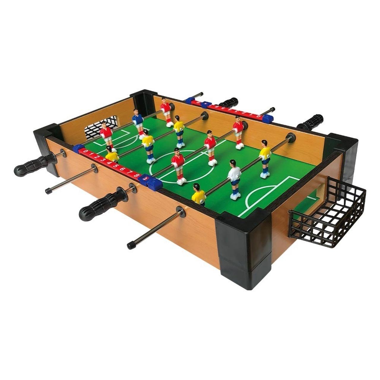 Pebolim Jogo De Futebol De Mesa Mini - Dmtoys
