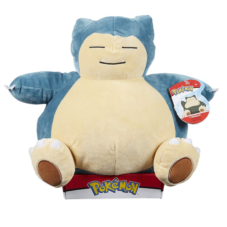 Pelúcia Pokémon Snorlax 26 cm Dtc 4849