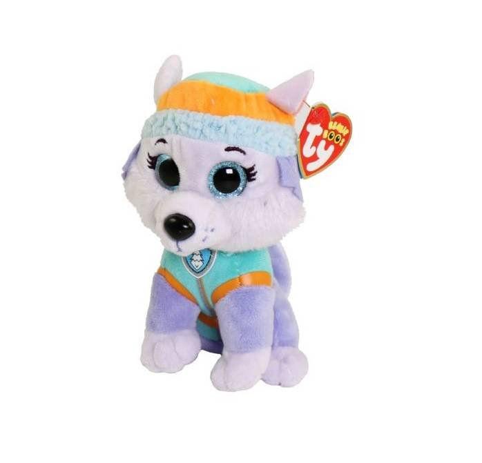 Pelúcia Ty Beanie Patrulha Canina Everest