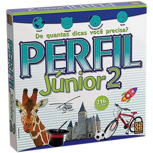 Perfil Junior Volume 2 - Grow