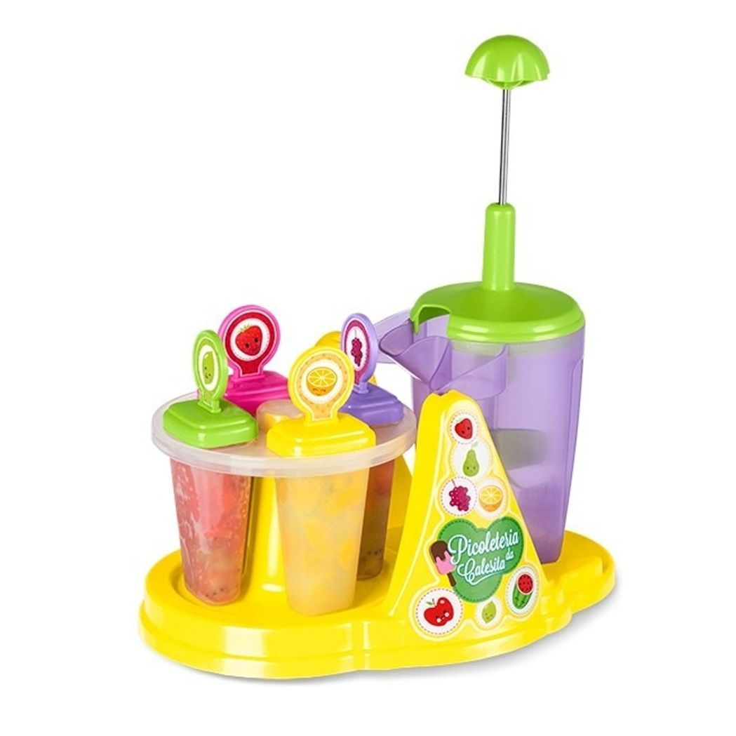 Picoleteria De Brinquedo Calesita Brincando De Casinha