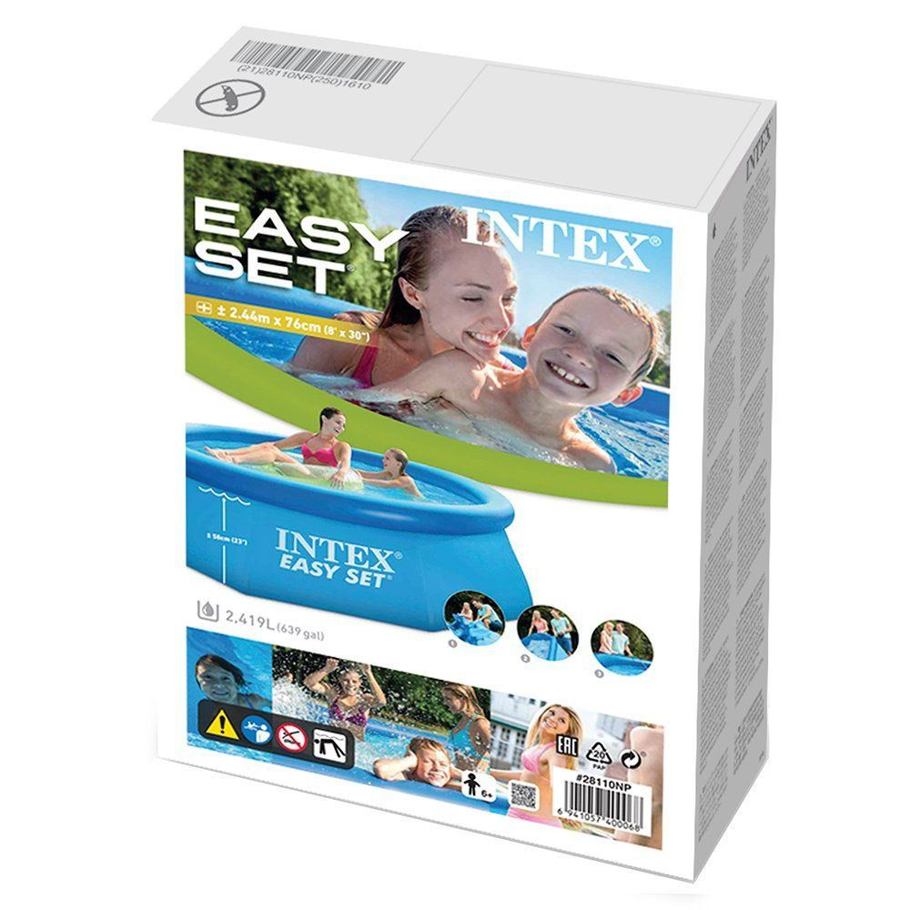 Piscina Infantil 880 Litros Easy Set 1,83x41 Cm 28101