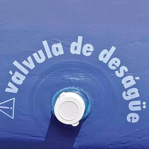 Piscina Inflável 2400 Litros Adulto Azul - Mor