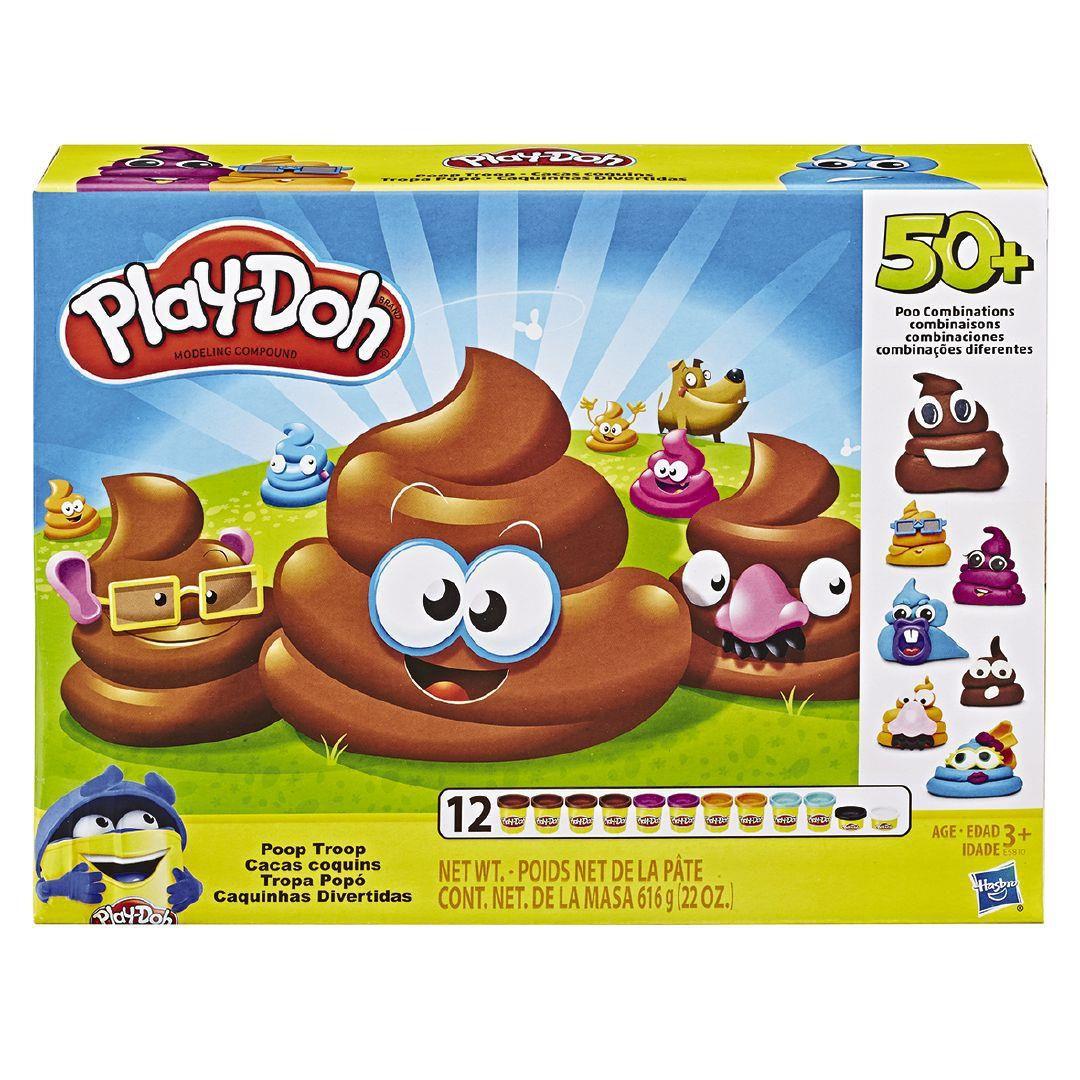 Play Doh Conjunto Massinha Caquinha Divertida - Hasbro E5810