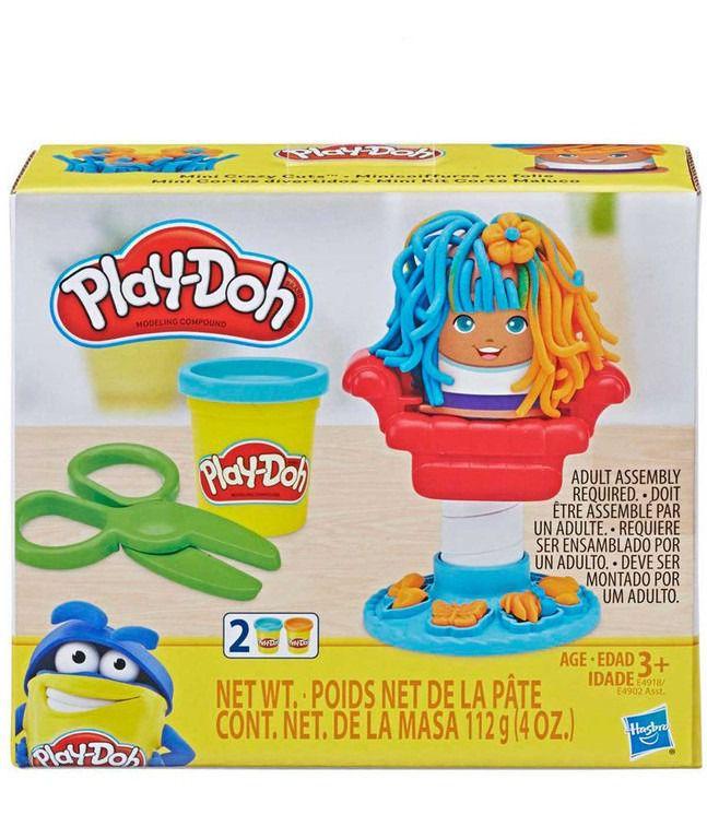 Play Doh Massinha Mini Corte Maluco - Hasbro E4902