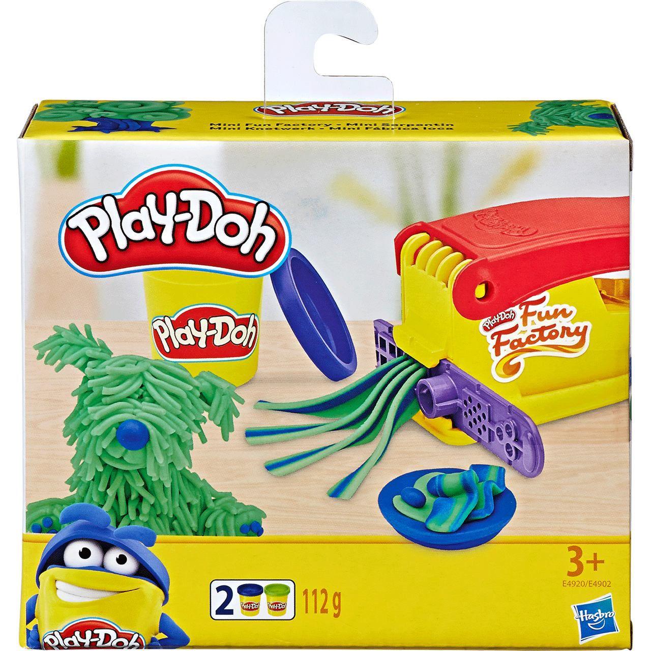 Play Doh Massinha Mini Fabrica Divertida - Hasbro E4902