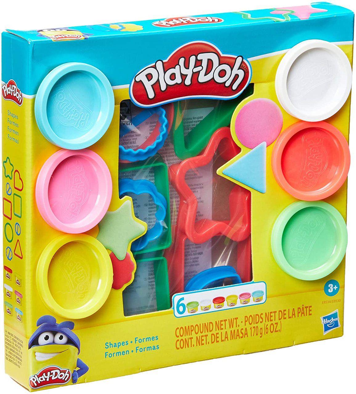 Play Doh Massinha Molde De Formas  - Hasbro E8534