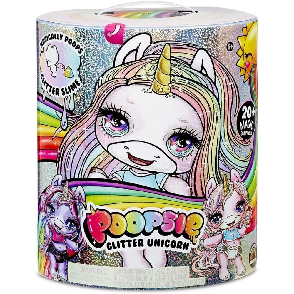 Poopsie Unicorn - Slime Surprise Original Candide + Nf