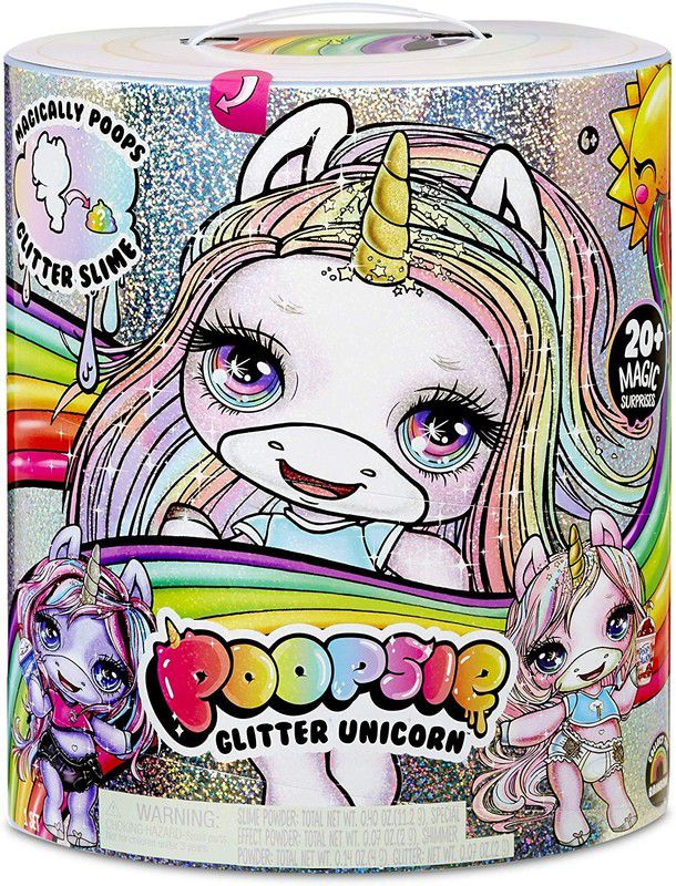 Poopsie Unicorn - Slime Surprise Original Candide + Nf FULL L