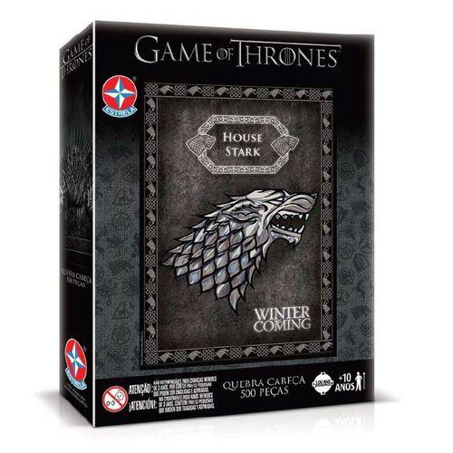 Quebra Cabeça Game Of Thrones 500 Peças - Estrela