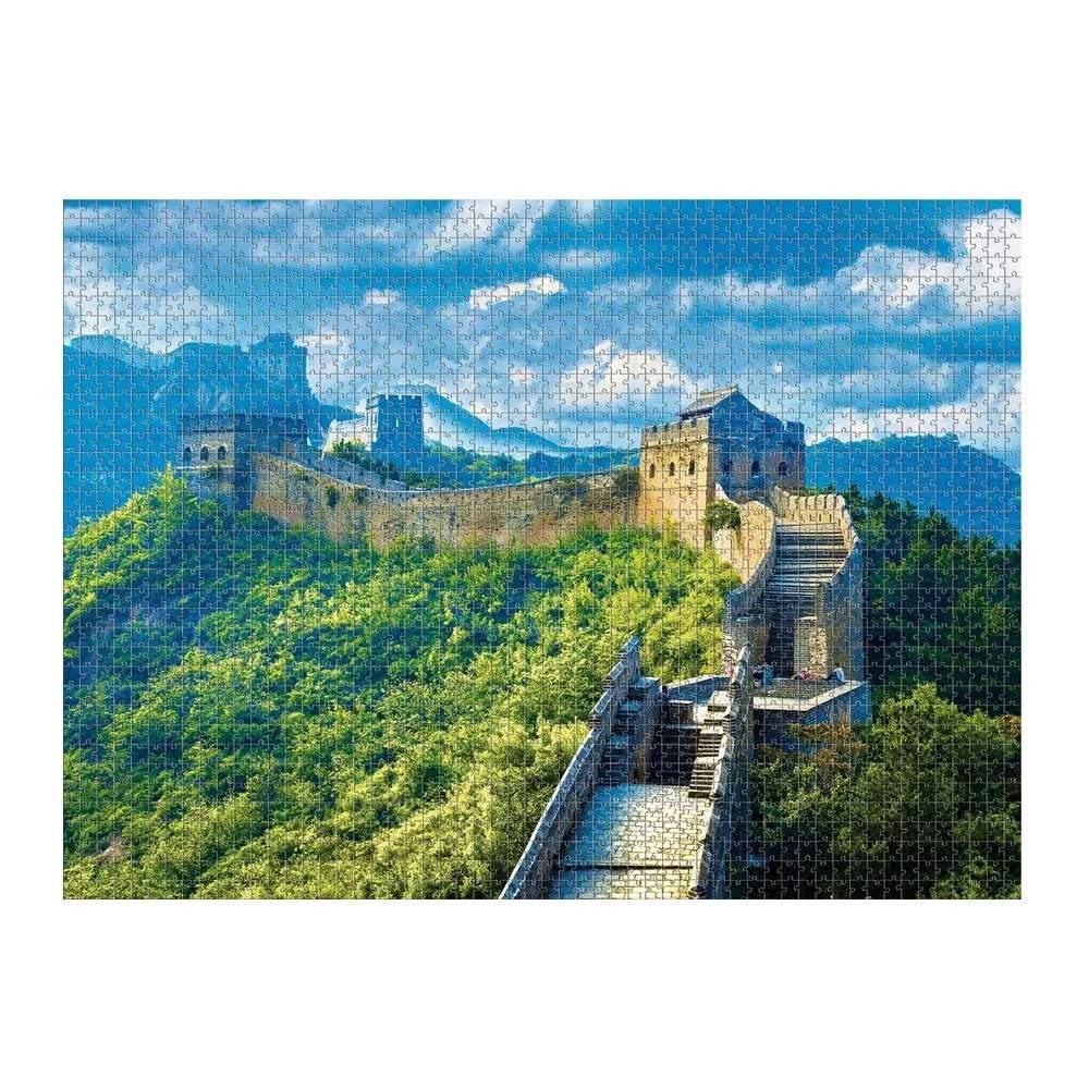 Quebra - Cabeça Muralha da China 2000 Peças - Estrela