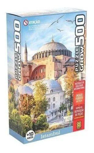 Quebra Cabeça Istambul 500 Peças - Grow