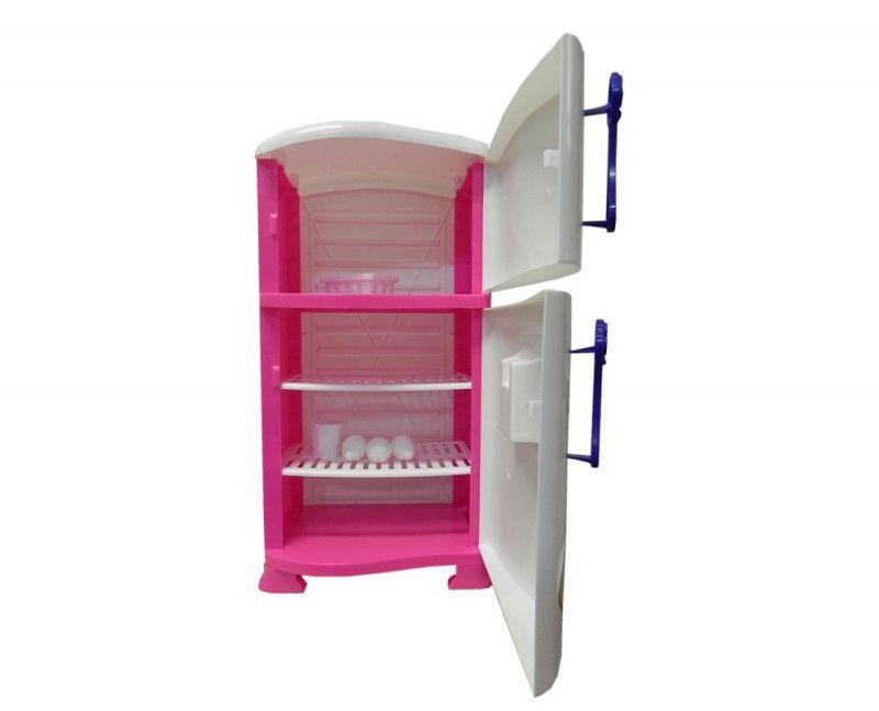 Refrigerador Infantil Pop Princesas 50 cm Original - Xalingo
