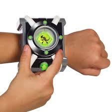 Relógio Ben 10 Com Luzes  Sons Omnitrix De Luxo  100 frases