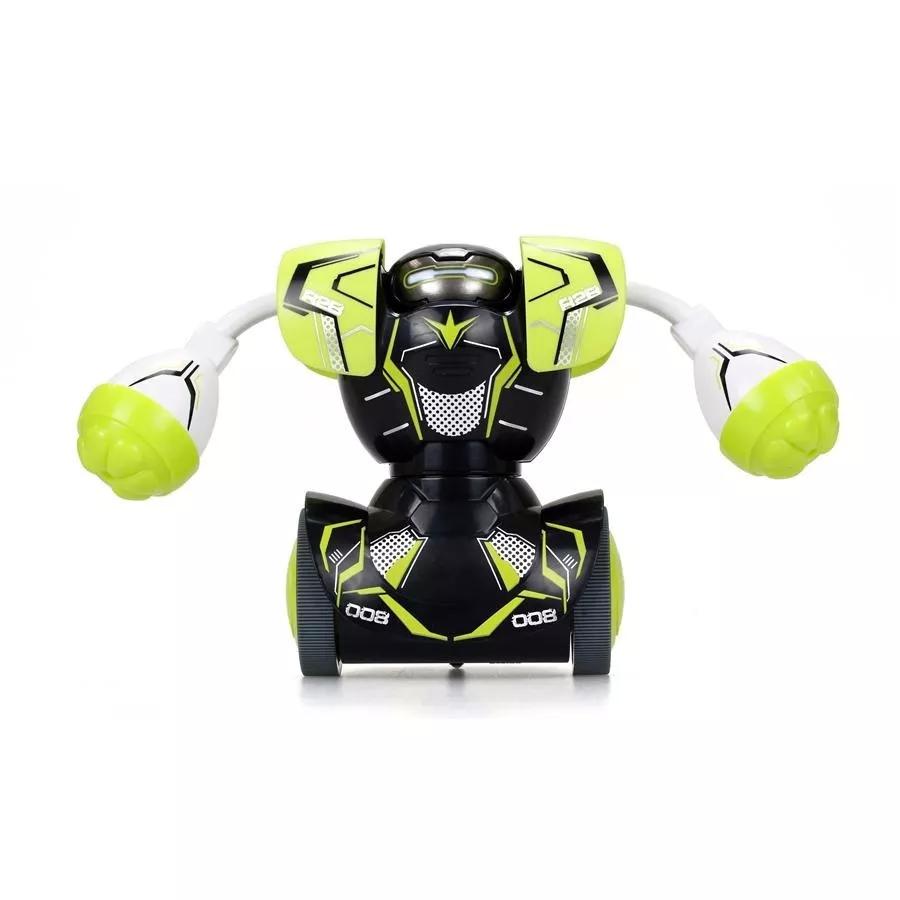 Robo Kombat Brinquedo Boxeador Silverlit - Dtc