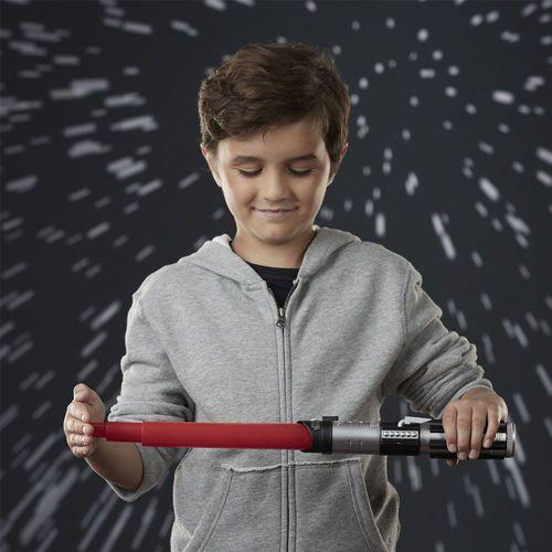 Sabre De Luz Star Wars - Episódio Ix - Darth Vader - Hasbro