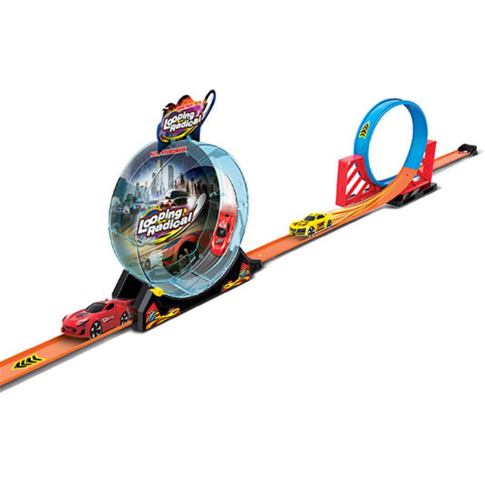 Super Pista Looping Radical-  Braskit 0306
